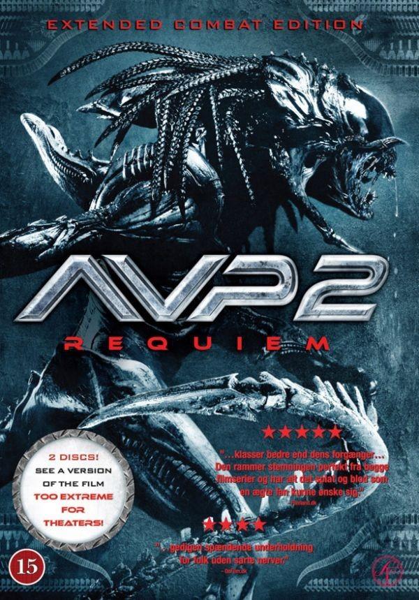 Køb Alien Vs Predator 2: Extended Combat Edition [2-disc]